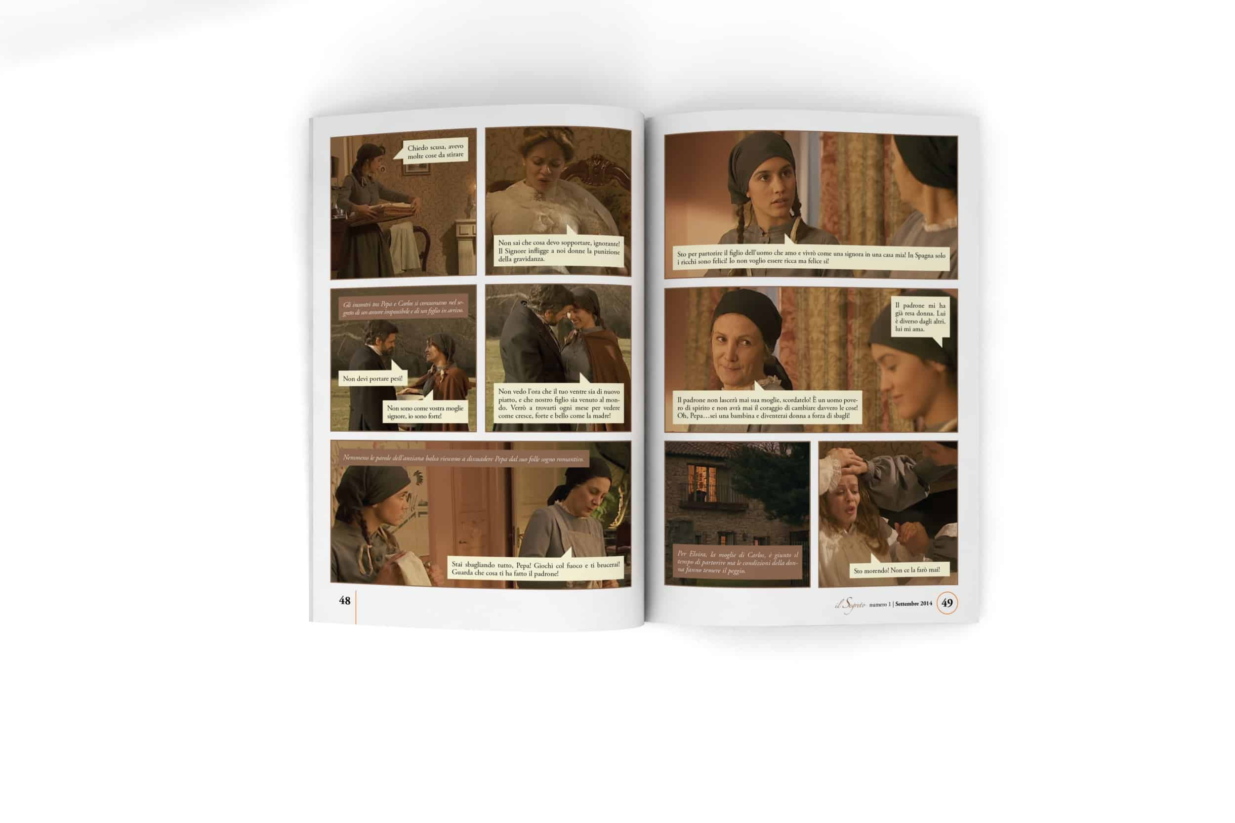Zampediverse-Il Segreto Magazine